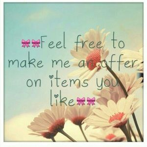 Other - Make me an offer 🤗
